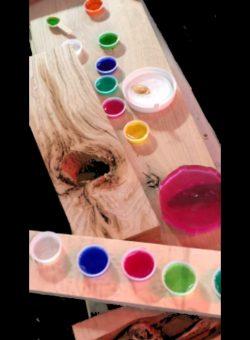 Solwood pigmento especial epoxi